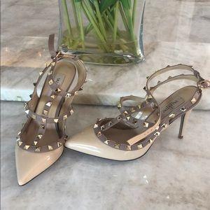 Valentino rockstud heels 8